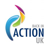 Back in Action UK logo