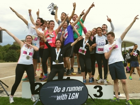 LGN's Inter Advertising 5k 2019