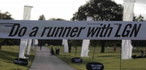 Do a runner with LGN