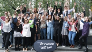 LGN Run Club's Inter Advertising 5k