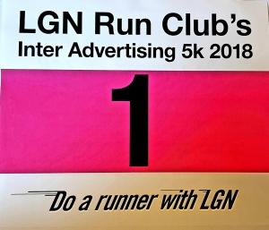 LGN's Inter Advertising 5k 2018